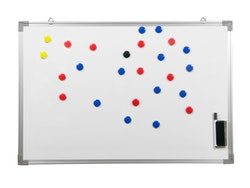 Whiteboard 90 x 60 cm Neutral