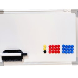 Whiteboard 45 x 30 cm Neutral