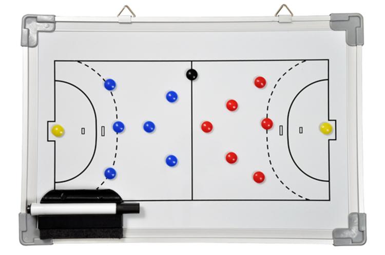 Whiteboard Handboll 90 cm x 60 cm