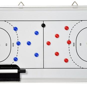 Whiteboard Handboll 45 cm x 30 cm