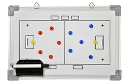 Whiteboard Floorball 45 x 30cm