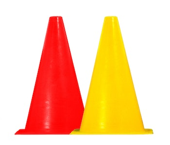 High Cones 30 cm Set