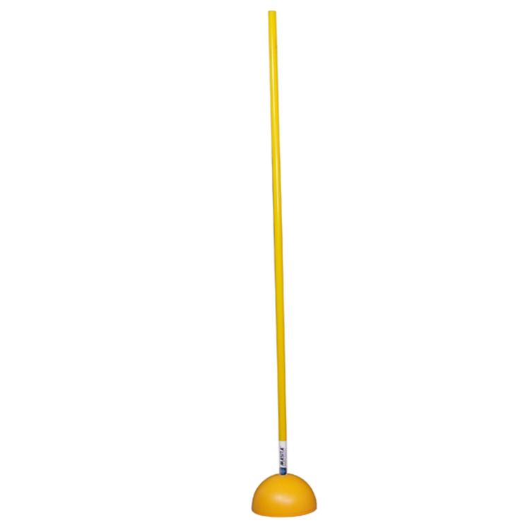 Slalom Pole With Foot 150 cm. 1 styck