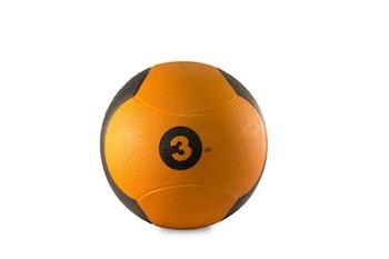 Medicinboll 3kg. 1 styck