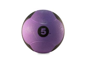 Medicinboll 5kg. 1 styck