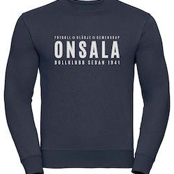 Onsala sweatshirt herr mörkblå