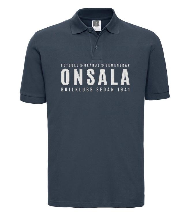 Onsala Piké herr mörkblå