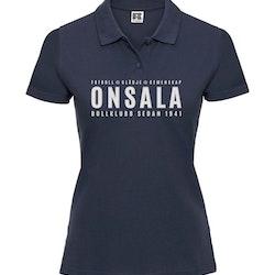 Onsala Piké dam mörkblå