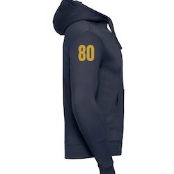 Onsala hoodie herr jubileum mörkblå