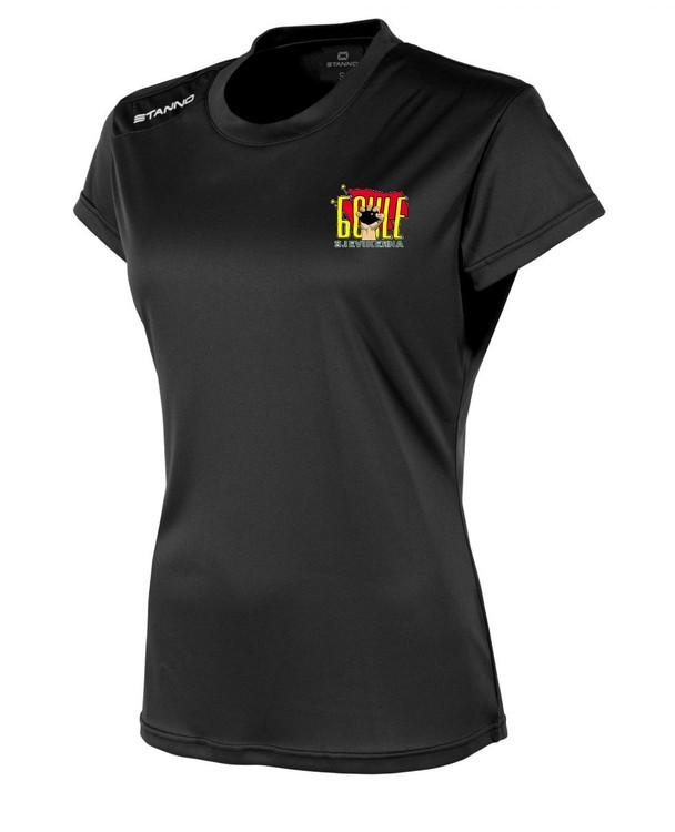 Boulesjevikerna Field T-shirt Dam