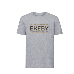Ekeby IF T-shirt herr grå