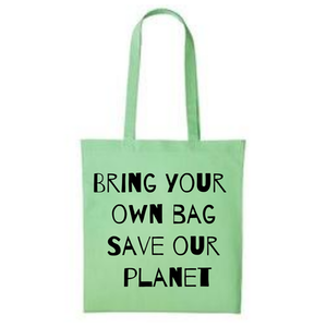 Tygkasse - Bring your own bag