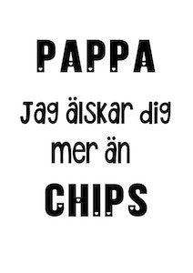 Poster- pappor