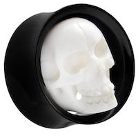 Tiki bone head