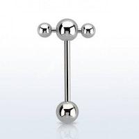 Tungpiercing ballspinner