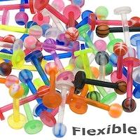 5pack bioflex labretter