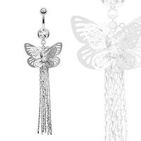 Fjäril med hänge