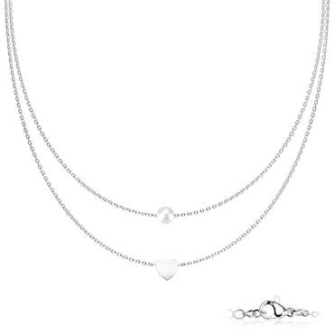 Halsband pärla