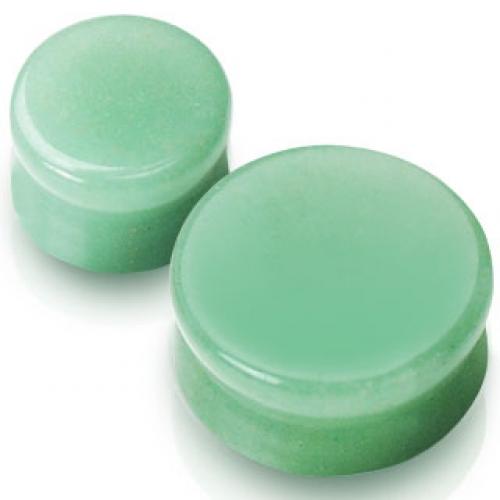 Plugg i Jade sten.