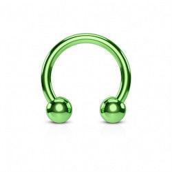Grön hästsko