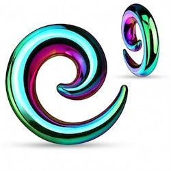 Regnbågs spiral