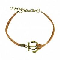 Armband med ankare