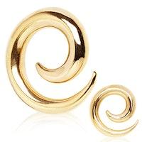 Spiral taper guld