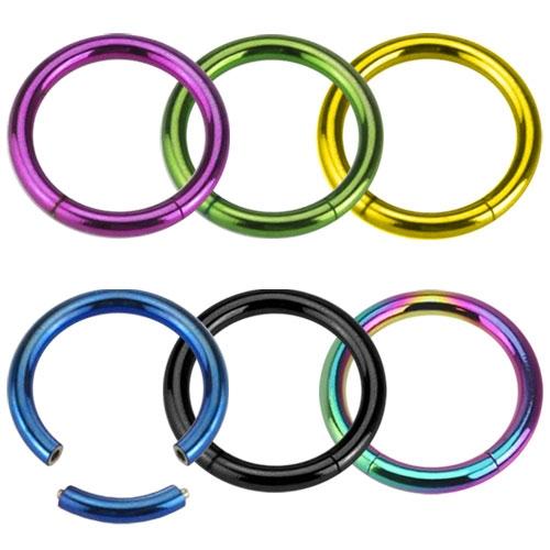 Färgade segmentringar
