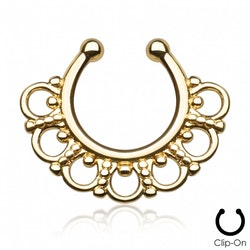 Fake Septum clicker