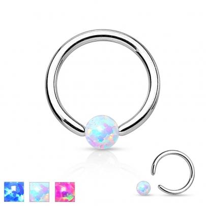 Cbr med syntetisk opal