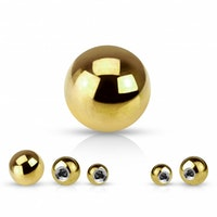 Guld lös boll