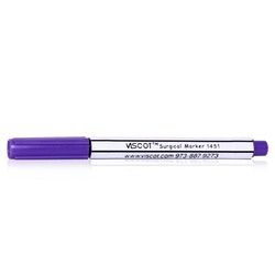 Markeringspenna violett