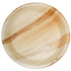 Runda Palmbladstallrika - 25cm (10st)