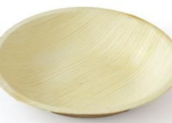 Runda Palmbladskåla - 18cm (25st)