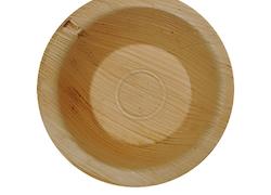 Runda Palmbladskåla - 15cm (10st)