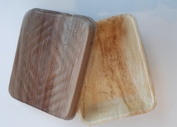 Palmbladsmatlåda - 500ml (10st)