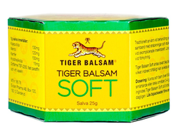 Tiger Balsam Soft salva 25 g