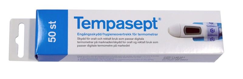 Tempasept engångsskydd för termometer