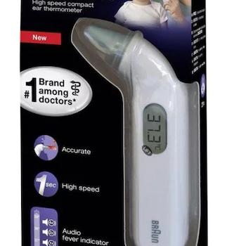 Braun Thermoscan 3 IRT 3030