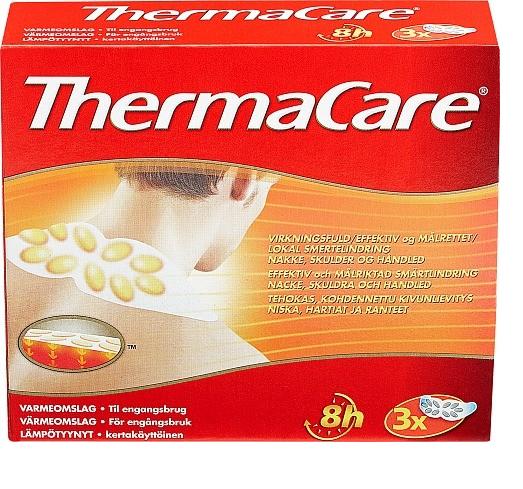 ThermaCare Nacke, Skuldra & Handled 3 st
