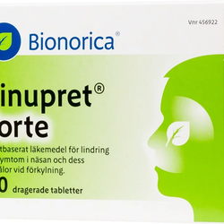 Sinupret Forte 50 tabletter