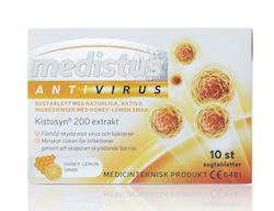 Medistus AntiVirus Honey Lemon 10 st