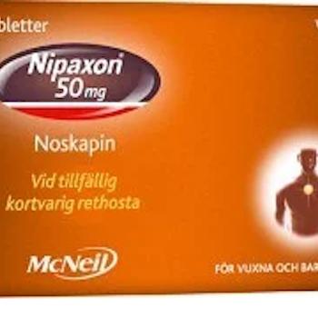 Nipaxon tablett 50 mg 15 st