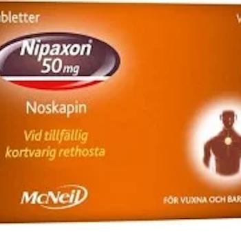 Nipaxon tablett 50 mg 30 st