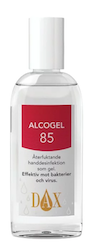 DAX Alcogel 85, 75 ml