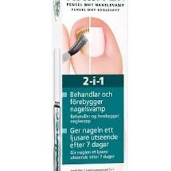 Nailner Pensel 2-i-1