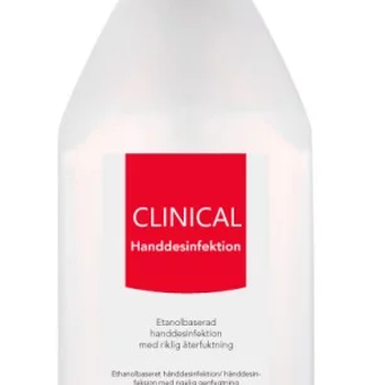 DAX Clinical Handdesinfektion 600 ml