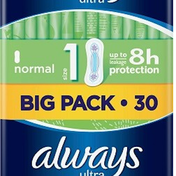 Always Ultra Normal 30 st