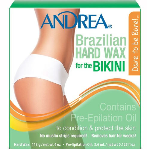 Andrea Brazilian Hard Wax 113 g