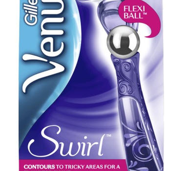 Gillette Venus Swirl rakhyvel